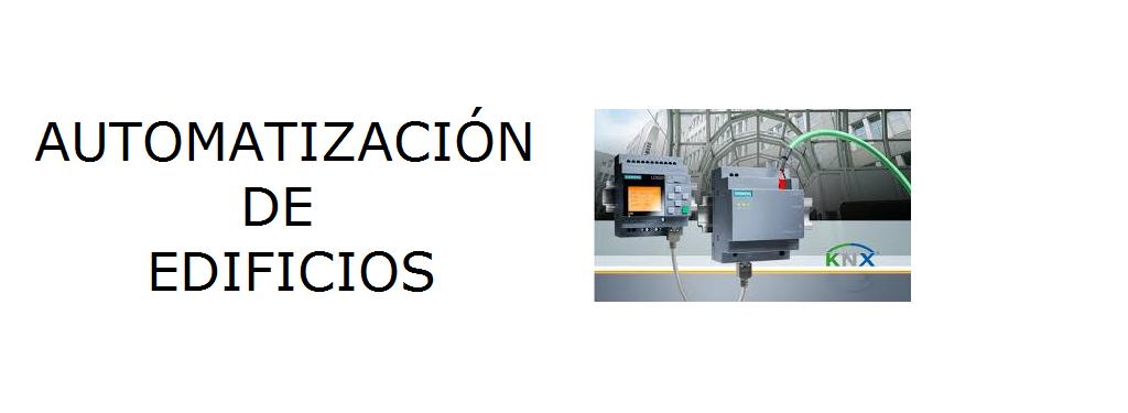 AUTOMATIZACIÓN DE EDIFICIOS